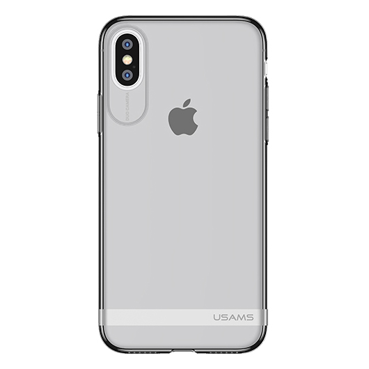 Чехол для iPhone X Usams Primary Series черный
