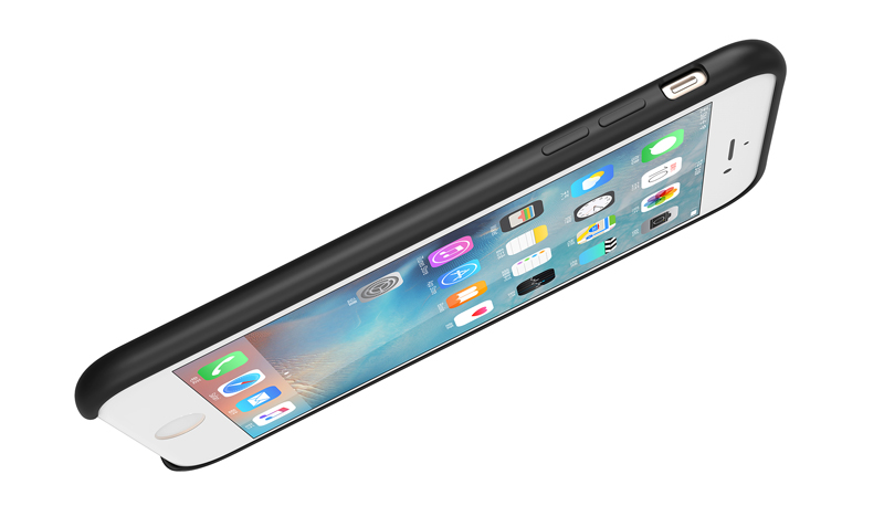 Чехол для iPhone 7Plus Rock Silicon Touch Series лиловый