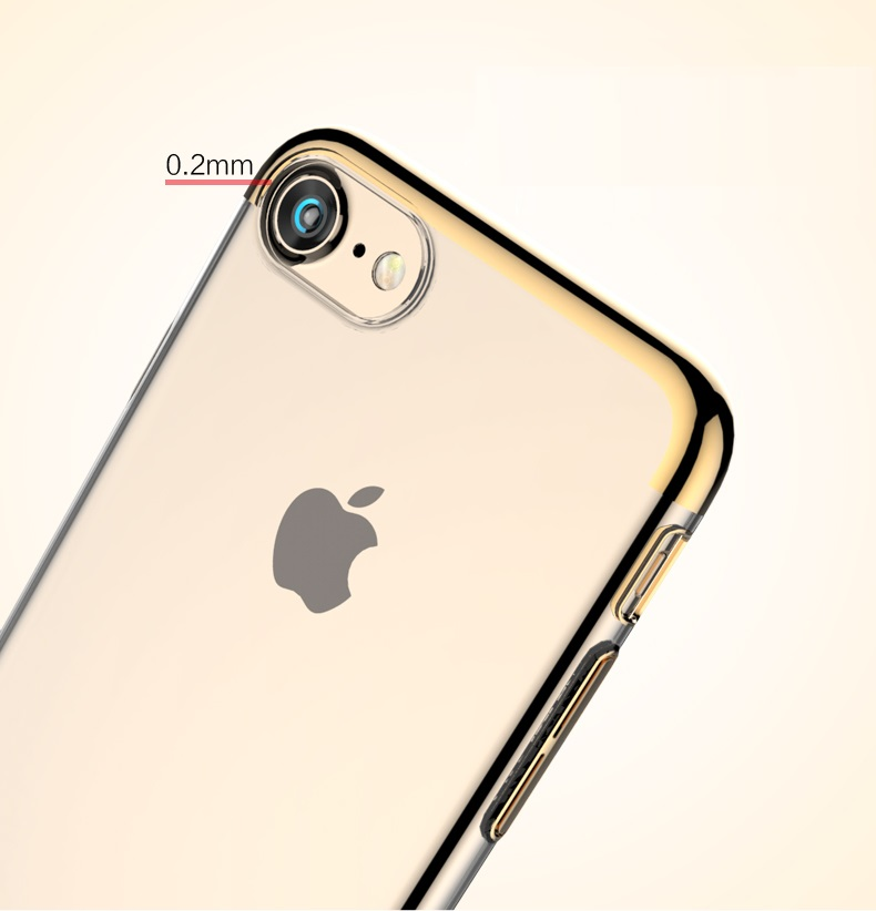 Чехол для iPhone 7 Usams Kingsir Series черный
