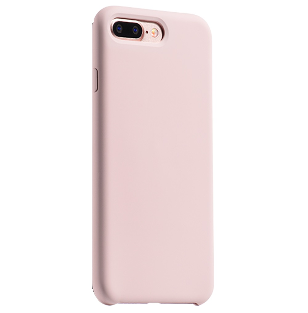 Чехол для iPhone 7Plus Hoco Original series Silica cover розовый
