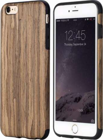 Деревянный чехол для Apple iPhone 7Plus/Pro Rock Origin Series Rosewood