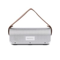 Колонка REMAX Bluetooth H1 speaker серебро