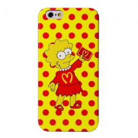 Чехол для iPhone 6 Moschino 01
