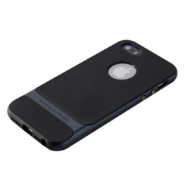 Чехол-накладка iPhone 5/5S/5SE Rock Royce Синий