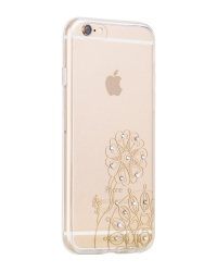 Силиконовый Чехол для iPhone 6/6S Super Star Series Shining Dimond Windmill