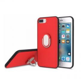 Чехол для iPhone 7Plus/Pro Rock Ring Holder Case M1 красный