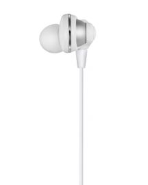 Наушники Hoco L1 Apple digital earphone(Lightning) белый