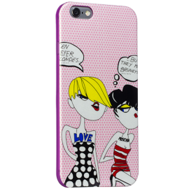 Чехол для iPhone 6 Moschino 02