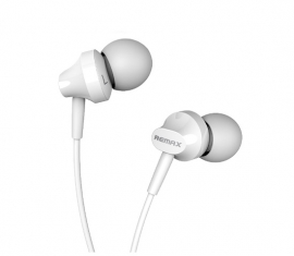 Наушники Remax 501 Earphone белый