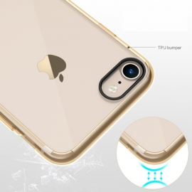 Чехол для iPhone 7Plus/Pro Rock Pure Series белый