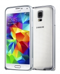 Бампер для Samsung Galaxy S5 USAMS Wing Series металл Серый